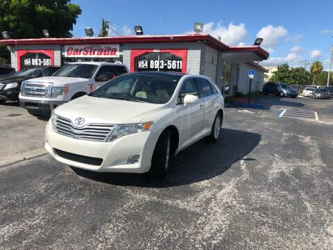 2011 Toyota Venza for sale at CARSTRADA in Hollywood FL