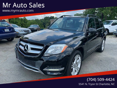 2013 Mercedes-Benz GLK for sale at Mr Auto Sales in Charlotte NC