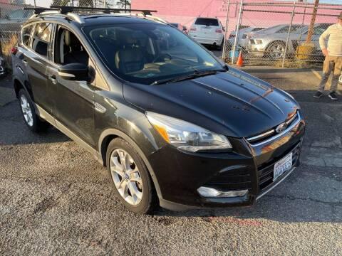 2014 Ford Escape for sale at SNS AUTO SALES in Seattle WA