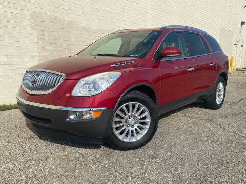 2012 Buick Enclave for sale at Samuel's Auto Sales in Indianapolis IN
