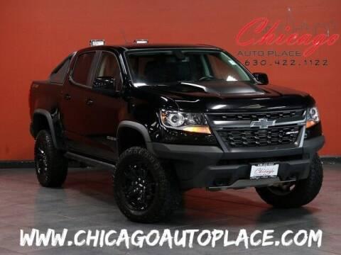 2018 Chevrolet Colorado for sale at Chicago Auto Place in Bensenville IL