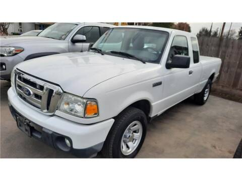 2010 Ford Ranger for sale at Dealers Choice Inc in Farmersville CA