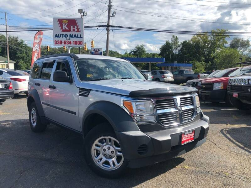 2008 Dodge Nitro for sale at KB Auto Mall LLC in Akron OH