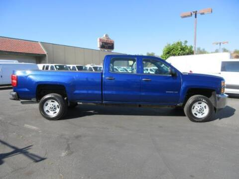 2015 Chevrolet Silverado 2500HD for sale at Norco Truck Center in Norco CA