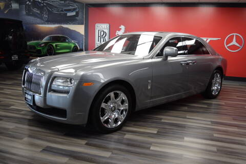 2011 Rolls-Royce Ghost for sale at Icon Exotics in Houston TX