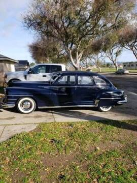 1948 Chrysler Windsor for sale at Classic Car Deals in Cadillac MI
