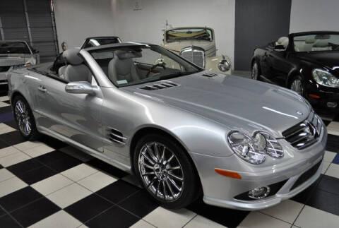 2008 Mercedes-Benz SL-Class for sale at Podium Auto Sales Inc in Pompano Beach FL