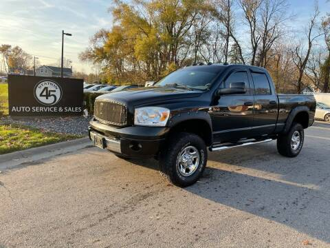 2007 Dodge Ram Pickup 2500 for sale at Station 45 Auto Sales Inc in Allendale MI