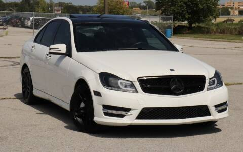 2014 Mercedes-Benz C-Class for sale at Big O Auto LLC in Omaha NE