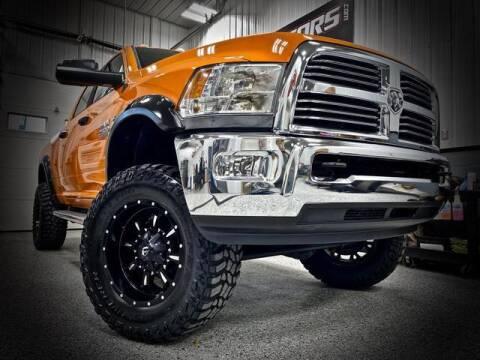 2014 RAM Ram Pickup 2500 for sale at Carder Motors Inc in Bridgeport WV