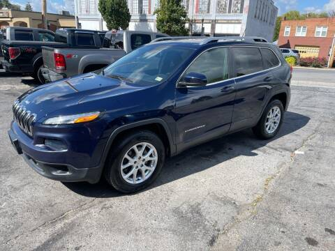 2014 Jeep Cherokee for sale at East Main Rides in Marion VA