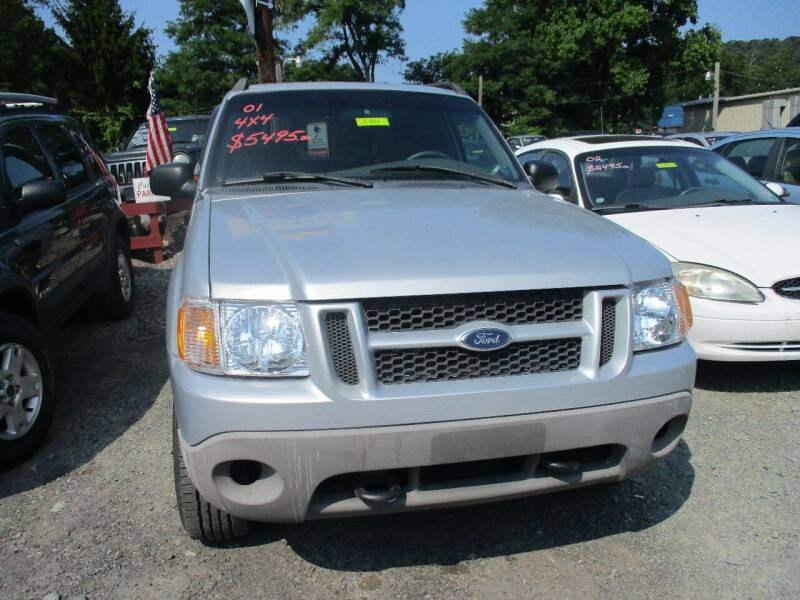2001 Ford Explorer Sport Trac for sale at FERNWOOD AUTO SALES in Nicholson PA