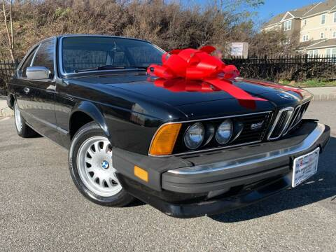 1986 BMW 6 Series for sale at Speedway Motors in Paterson NJ