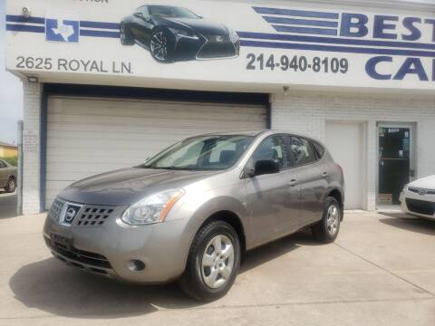2008 Nissan Rogue for sale at Best Royal Car Sales in Dallas TX