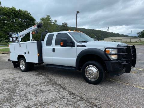 2016 Ford F-450 Super Duty for sale at Heavy Metal Automotive LLC in Anniston AL