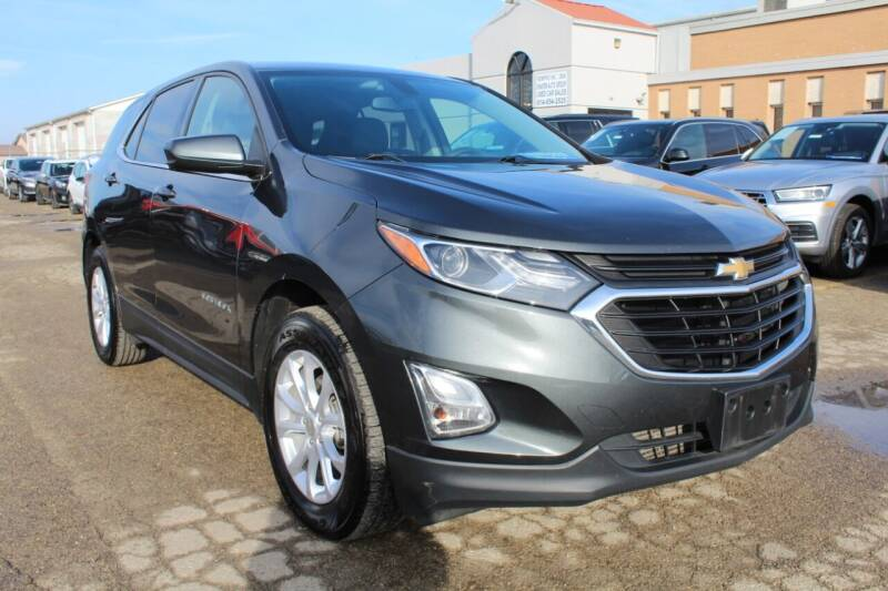2018 Chevrolet Equinox for sale at SHAFER AUTO GROUP in Columbus OH