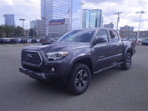 2019 Toyota Tacoma for sale at BEAMAN TOYOTA GMC BUICK in Nashville TN