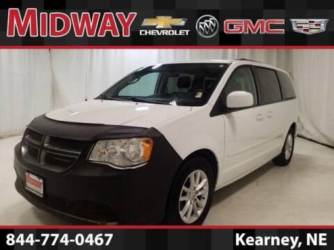 2014 Dodge Grand Caravan for sale at Heath Phillips in Kearney NE