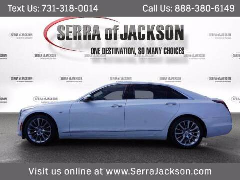 2017 Cadillac CT6 for sale at Serra Of Jackson in Jackson TN