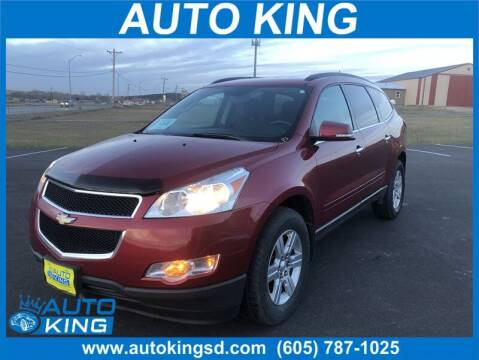 2012 Chevrolet Traverse for sale at Auto King in Rapid City SD