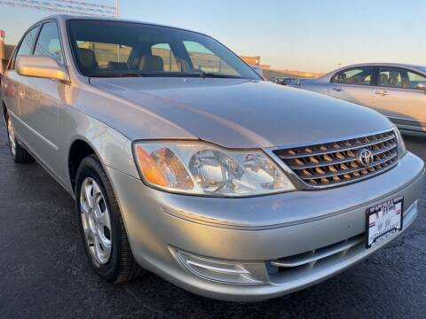 2004 Toyota Avalon for sale at VIP Auto Sales & Service in Franklin OH