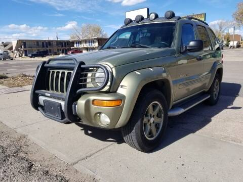 2003 Jeep Liberty for sale at Alpine Motors LLC in Laramie WY
