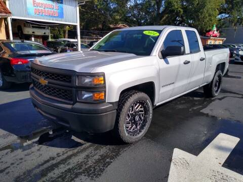 2014 Chevrolet Silverado 1500 for sale at Gold Motors Auto Group Inc in Tampa FL