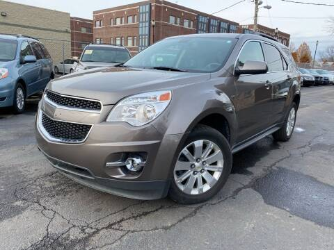2010 Chevrolet Equinox for sale at Samuel's Auto Sales in Indianapolis IN