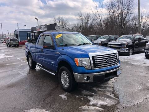 2011 Ford F-150 for sale at LexTown Motors in Lexington KY