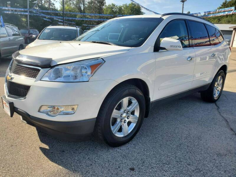 2012 Chevrolet Traverse for sale at Extreme Auto Sales LLC. in Wautoma WI