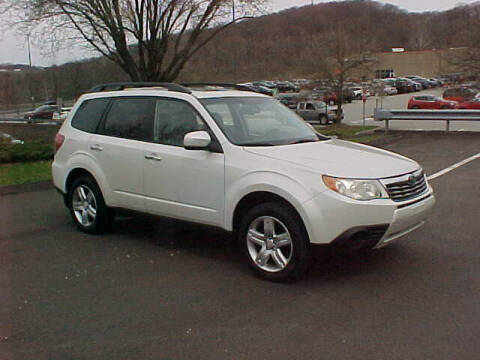 2010 Subaru Forester for sale at North Hills Auto Mall in Pittsburgh PA
