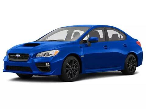2016 Subaru WRX for sale at SULLIVAN MOTOR COMPANY INC. in Mesa AZ
