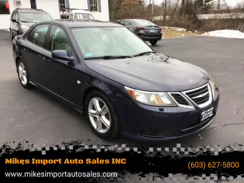 2011 Saab 9-3 for sale at Mikes Import Auto Sales INC in Hooksett NH