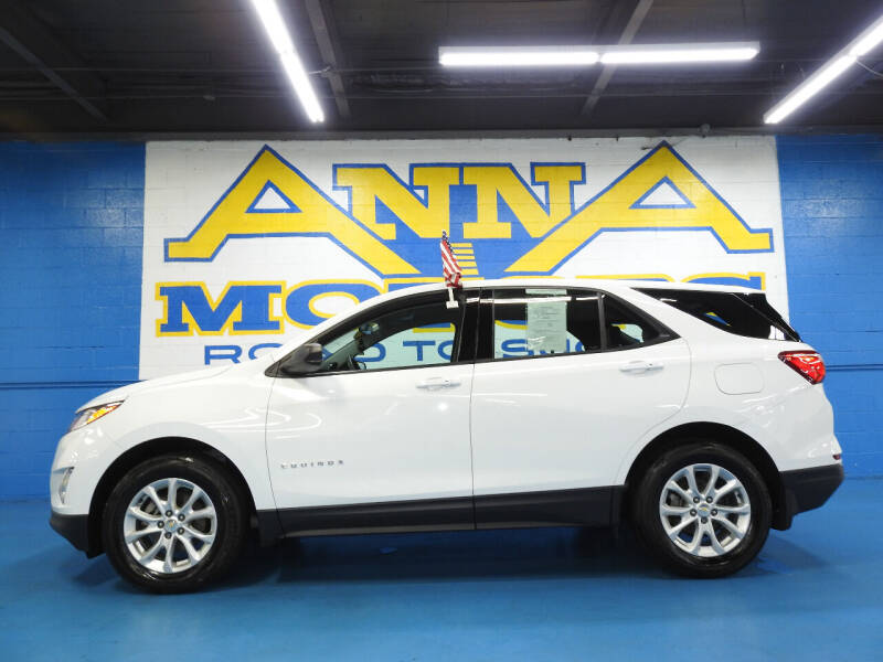 2018 Chevrolet Equinox for sale at ANNA MOTORS, INC. in Detroit MI