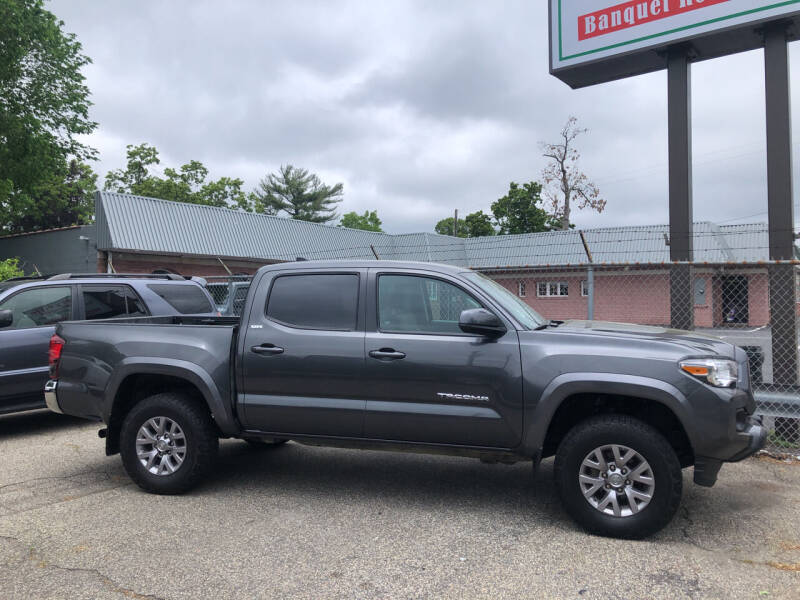 2018 Toyota Tacoma for sale at Chris Auto Sales in Springfield MA
