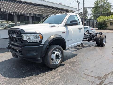 2021 RAM Ram Chassis 4500 for sale at GAHANNA AUTO SALES in Gahanna OH