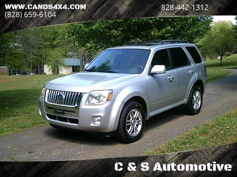 2010 Mercury Mariner for sale at C & S Automotive in Nebo NC