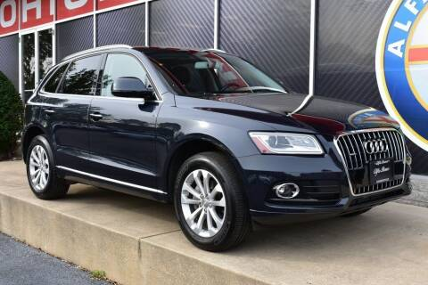 2015 Audi Q5 for sale at Alfa Romeo & Fiat of Strongsville in Strongsville OH