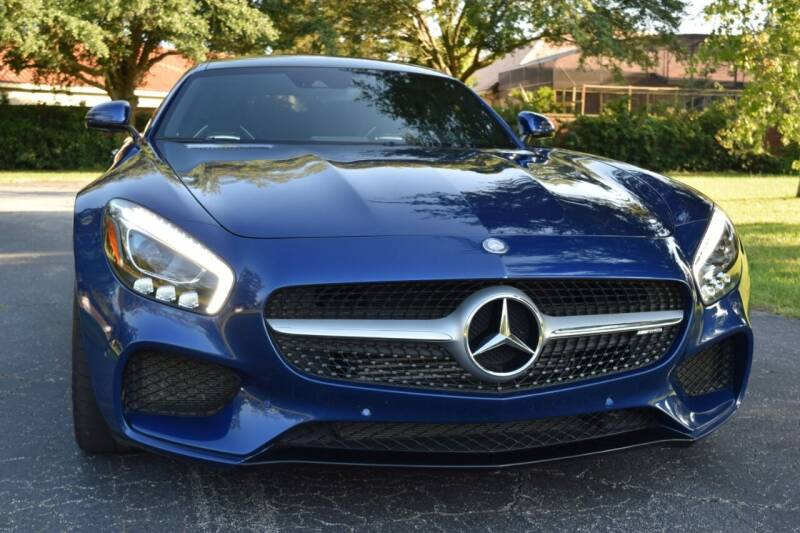 2016 Mercedes-Benz AMG GT for sale at Monaco Motor Group in Orlando FL