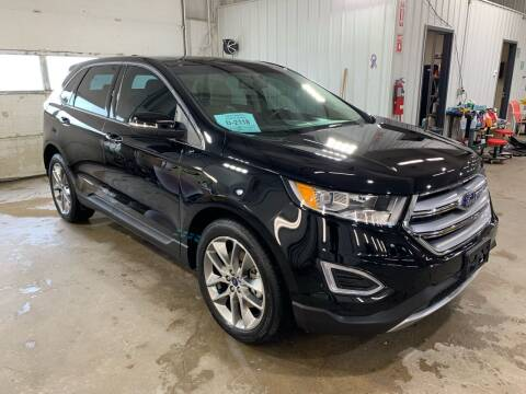 2016 Ford Edge for sale at Premier Auto in Sioux Falls SD