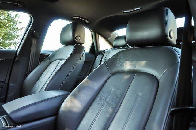 2017 Audi A6 AWD 2.0T quattro Premium 4dr Sedan - Atlanta GA