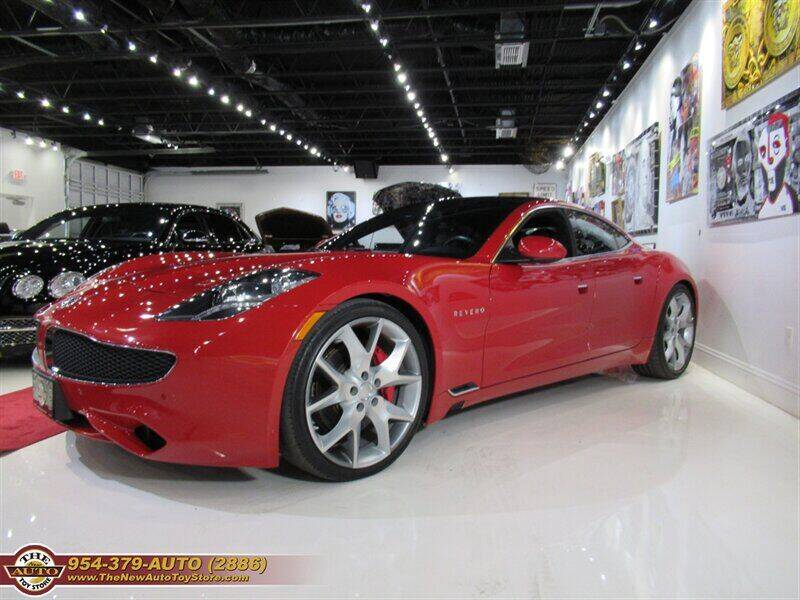 2018 Karma Revero for sale at The New Auto Toy Store in Fort Lauderdale FL