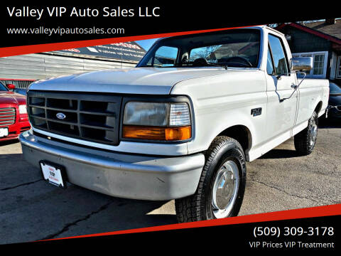 1996 Ford F-250 for sale at Valley VIP Auto Sales LLC in Spokane Valley WA