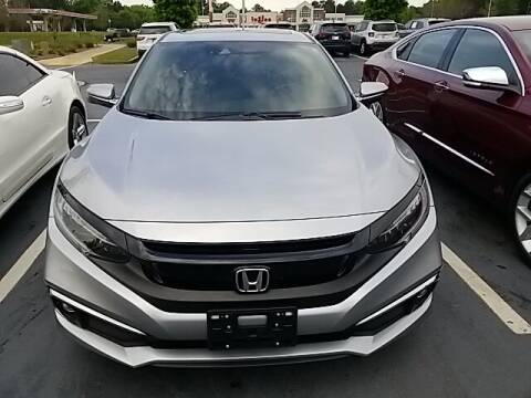 2019 Honda Civic for sale at Lou Sobh Kia in Cumming GA