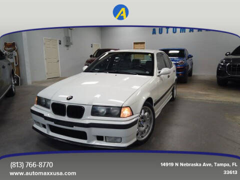 1998 BMW M3 for sale at Automaxx in Tampa FL