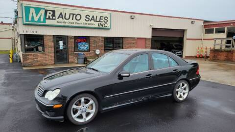 2007 Mercedes-Benz C-Class for sale at MR Auto Sales Inc. in Eastlake OH