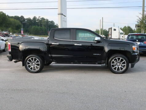 2018 GMC Canyon for sale at Southern Auto Solutions - BMW of South Atlanta in Marietta GA