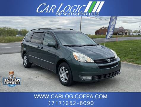2005 Toyota Sienna for sale at Car Logic in Wrightsville PA