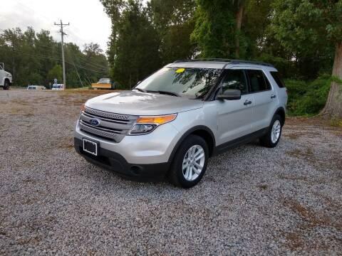 2015 Ford Explorer for sale at James River Motorsports Inc. in Chester VA
