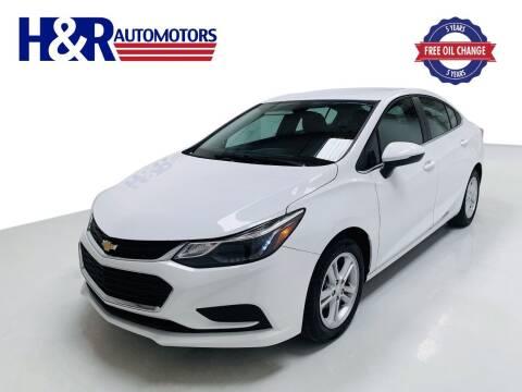 2018 Chevrolet Cruze for sale at H&R Auto Motors in San Antonio TX